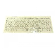NEC PC-LL750MSW用ノートパソコンキーボード新品 白