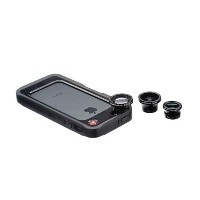 Manfrotto KLYP+ iPhone5/5S用バンパー+3枚レンズセット MKOKLYP5S