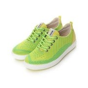 エコー ECCO ECCO WOMENS GOLF CASUAL HYBRID (Lime P-Toucan N/Sulphur)