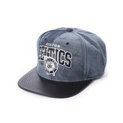 【SALE 40%OFF】ミッチェル アンド ネス MITCHEL & NESS atmos BLACK DYED DENIM SNAPBACK (BLACKTYPE3)