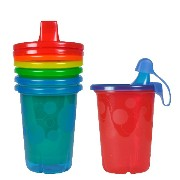 Tomy 296ml Sippy Cup (Pack of 5)