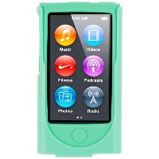 iPod Nano 7 Case, roocase Hybrid iPod Nano 7 Silicone Skin Case with Detachable Holster Clip for...