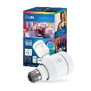 LIFX Color 1000 A19 Wi-Fi Smart LED Light Bulb, Adjustable, Multicolor, Dimmable, No Hub Required ...