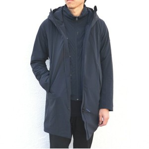 DESCENTE ALLTERRAIN(オルテライン)/ MOBILE THERMO INSULATED 2 IN 1 COAT -GRNV-