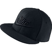 [ナイキ] NIKE Tech Fleece True Adjustable Hat Black キャップ 黒 [並行輸入品]
