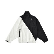 【SALE(伊勢丹)】<アディダス オリジナルス バイ ハイク(adidas Originals by HYKE)> 3LWindbreaker(AZ3161) WHITE/BLACK...