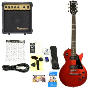 Maestro by Gibson / Les Paul Standard Candy Red アンプアップグレード入門15点セット