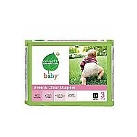 Seventh Generation (? 7 ??) Free and Clear Diapers 31 Diapers Stage 3 (16-28 lbs) [並行輸入品]