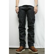 NAKED&FAMOUS SELVEDGE DENIM PANTS (DARK INDIGO) 32inch