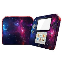 Linyuan 安定した品質 Multi-style Ultra thin Cover Case Skin Sticker ステッカー for Nintend 2DS