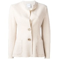 Agnona buttoned fitted jacket