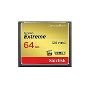 Sandisk CF Extreme 64GB 120MB/s リファービッシュ サンディスク SDCFXSB-064G コンパクトフラッシュ バルク品