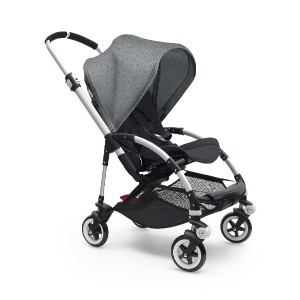 Bugaboo Bee3 Sun Canopy, Grey Melange (Stroller not included) by Bugaboo