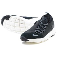 NIKE AIR FOOTSCAPE NM ナイキ エア フットスケープ NM BLACK/DK GREY-SUMMIT WHITE-BLACK
