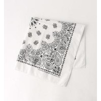 BY THE BANDANNA COMPANY ペイズリーバンダナ【ビューティアンドユース ユナイテッドアローズ/BEAUTY&YOUTH UNITED ARROWS レディス その他(小物)...