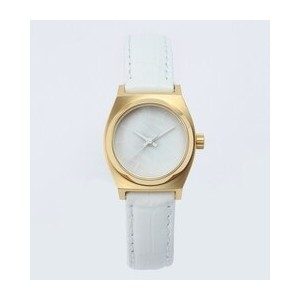 NIXON / THE SMALL TIME TELLER WHITE【ビームス ウィメン/BEAMS WOMEN 腕時計】