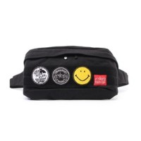 Emblems Bag -Emblem of SMILEY FACE- Fixie Waist Bag【マンハッタンポーテージ/Manhattan Portage その他(バッグ)】