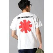 RHCP×JS / レッド・ホット・チリ・ペッパーズ : RED HOT CHILI PEPPERS【ジャーナルスタンダード/JOURNAL STANDARD Tシャツ・カットソー】
