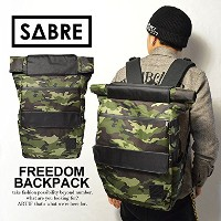 (セイバー)SABRE FREEDOM BACKPACK CAMO ONE