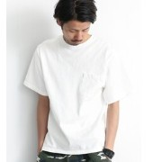 Sonny Label Goodwear 7.2oz CREW-NECK AR POCKET-T W【アーバンリサーチ/URBAN RESEARCH Tシャツ・カットソー】