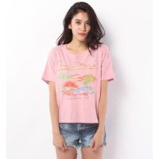 BOOGIE WOOGIE Tシャツ【ロデオクラウンズワイドボウル/RODEO CROWNS WIDE BOWL Tシャツ・カットソー】