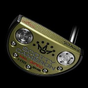 Scotty Cameron H-16 Holiday Limited Release Putter【ゴルフ ゴルフクラブ>パター】
