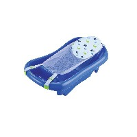 The First Years Sure Comfort Deluxe Newborn To Toddler Tub Blue by The First Years [並行輸入品]