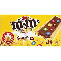 M&M's Cereal & Chocolate Cookie Bars (198gr x 3)(198グラム x 3) - 並行輸入ッキー - チョコレートクリーム( 246グラム x 3) -...