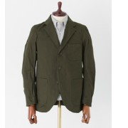 UR FREEMANS SPORTING CLUB JP HIGH COUNT WEAPON SHACKET【アーバンリサーチ/URBAN RESEARCH その他(ジャケット・スーツ)】