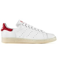 adidas Originals STAN SMITH W (アディダス オリジナルス スタンスミス W)Running White/Running White/College Red【レディース...