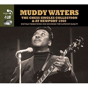 【輸入盤】MUDDY WATERS マディ・ウォーターズ/CHESS SINGLES COLLECTION(CD)