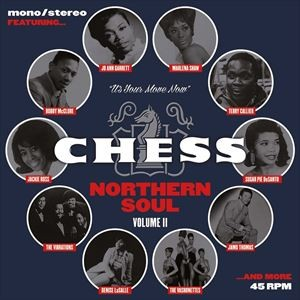 《送料無料》【輸入盤】VARIOUS ヴァリアス/CHESS NORTHERN SOUL VOLUME II (LTD)(CD)