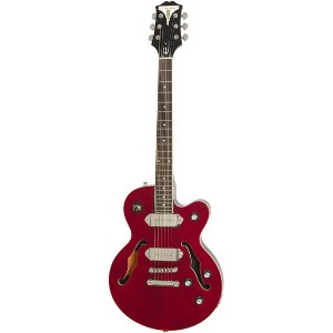"""Epiphone By Gibson Limited Edition WILDKAT STUDIO (Wine Red) 【数量限定!エピフォン純正ハードケース""""940-EHLCS""""プレゼント】 ..."""