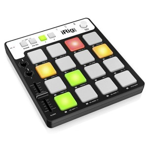 IK Multimedia/iRig Pads【Supercharge Your Controllers キャンペーン】