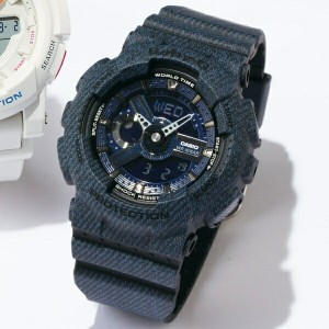 BABY−G(【型番:BA110DC2A1JF】DENIM'D COLOR)/ベビーG(Baby-G)