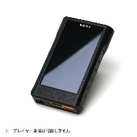 DIGNIS(ディグニス) MIDAS Black Case for SONY NW-WM1A/Z【ウォークマン用レザーケース】【送料無料】