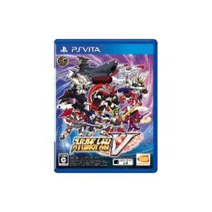 【送料無料】 Game Soft (PlayStation Vita) / 【PS Vita】スーパーロボット大戦 V 【GAME】