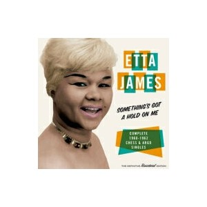 Etta James エタジェイムス / Something's Got A Hold On Me: Complete 1960-1962 Chess & Argo Singles 輸入盤 ...