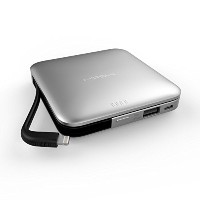 Apple MFi Certified - MIPOW POWER CUBE 9000 Portable External バッテリー パック / Power Bank / バックアップ...