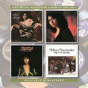 Melissa Manchester / Home To Myself/Bright Eyes/Melissa/Help Is On The Way (輸入盤CD)【K2016/11/18発売】 ...