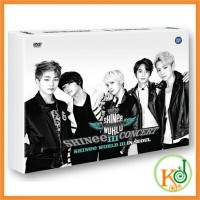 【K-POPCD・送料無料】 SHINEE - THE 3RD CONCERT [SHINEE WORLD III IN SEOUL] (2 DVD) [スペシャルカラーフォトブック(100P)]...