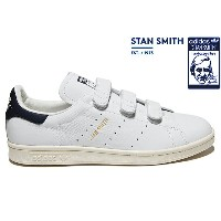 adidas Originals STAN SMITH CF BY9191 RUNNING WHITE/COLLEGIATE NAVY/CHALK WHITEアディダス オリジナルス スタンスミス...