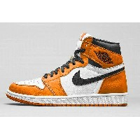 NIKE AIR JORDAN 1 RETRO HIGH OG 'REVERSE SHATTERED BACKBOARD'☆(国内黒タグつき)