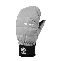16-17 HESTRA ヘストラ CZONE PRIMALOFT JR MITT / Light Grey