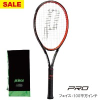 【SALE】プリンス[prince]ラケット HARRIER PRO 100 XR(7TJ018)※スマートテニスセンサー対応品