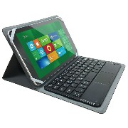 Folio Style Keyboard for Tablet(7-8inch) ブラック MKU9400A-BK