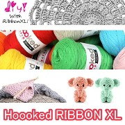 Hoooked RIBBON XL 120m巻 【宅配便】