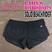 HURLEY/ハーレー LADYS SUPER SUEDE BR BOARDSHORTS 00A 女性用 サーフパンツ ボードショーツ