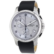 Victorinox Swiss Army 241553 - Men's Watch, Leather, Black Color