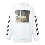 Off-White Mirror Mirror スウェットパーカー